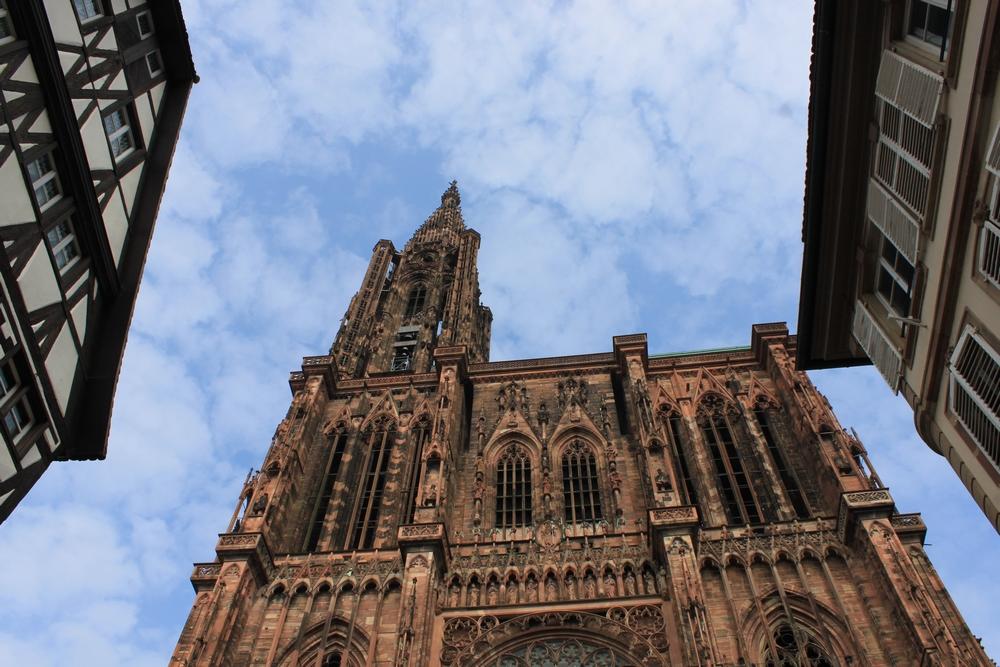 Incontournable en Alsace : La Cathédrale de Strasbourg