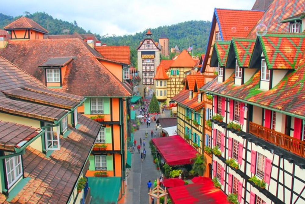 L'Alsace copiée en Asie