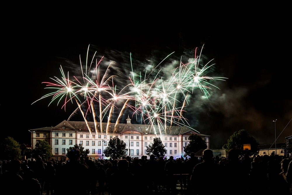 Fête Nationale : Haguenau le plus beau feu d'artifice ?