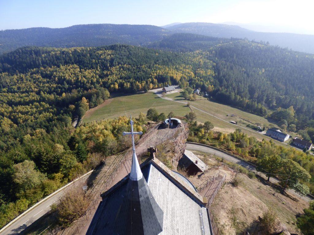 Le rocher du Dabo : un panorama exceptionnel